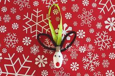 Gina Rae Miller Photography Christmas Crafts-Reindeer Bulb