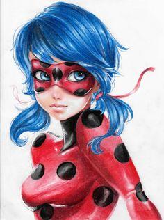 Ladybug  por beldlwindmills - Animación | Dibujando.net