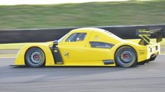 The Radical RXC attacks streets with all the fury, power and aerodynamics of a full-blown race car.
