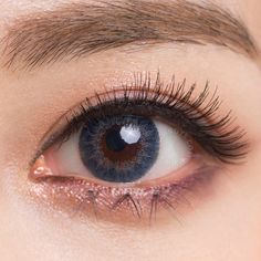 GEO Tri Color Colored Contacts are perfect for dark brown or almost black eyes due to the high opacity design! Best Colored Contacts, Prescription Colored Contacts, Green Contacts, Color Contacts, Black Contact Lenses, Coloured Contact Lenses, Dark Brown Eyes, Gray Eyes, Cosplay Events
