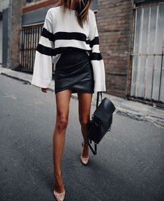 Mode-, Stil- und Outfit-Ideen und Inspirationen von Frauen, darunter Vintage-Chic Fashion, style and outfit ideas and inspirations from women, including vintage chic … Look Fashion, Trendy Fashion, Autumn Fashion, Fashion Outfits, Fashion Trends, Petite Fashion, Fashion Heels, Womens Fashion, Fashion Black