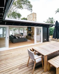 Outdoor Garden Rooms, Indoor Outdoor Living, Outdoor Spaces, The Garden Room, Backyard Patio, Terraced Backyard, Backyard Ideas, Garden Ideas, Coastal Living Rooms