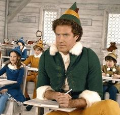 Elf is a movie that never gets old, and even though it's firmly a holiday movie, we find ourselves quoting the Will Ferrell comedy year-round. Buddy the Elf Best Holiday Movies, Funny Christmas Movies, Classic Christmas Movies, 25 Days Of Christmas, Christmas Elf, Christmas Humor, Holiday Fun, Christmas Ideas, Christmas Classics