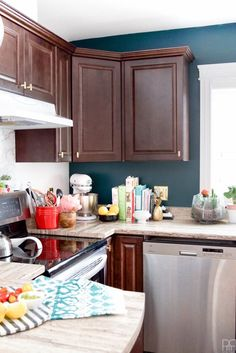 Renter Friendly Kitchen Upgrades • PMQ for two