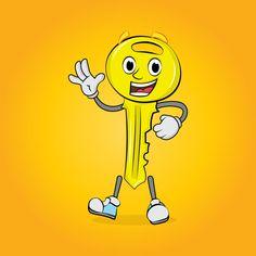 cartoon character / mascot Cartoon Characters, Fictional Characters, Vector Design, Bart Simpson, Studio, Illustration, Artist, Artists, Studios