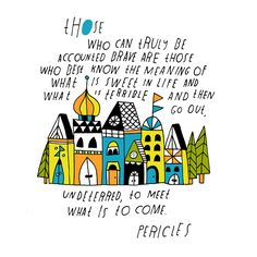 illustrated by Lisa Congdon