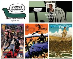 Episode 40! http://www.comicstherapy.com/2014/05/episode-40-dreams-to-remember.html
