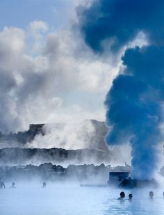 Voyage - on s'évade en Islande - Le Blue Lagoon