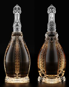 Cathedral Cognac Bottle by Ivan Venkov.