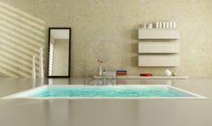 Google Image Result for http://us.123rf.com/400wm/400/400/archidea/archidea1101/archidea110100023/8652045-beige-minimalist-bathroom-with-fashion-bathtub.jpg