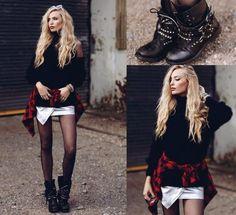 Пофотографирую девушку в стиле Casual или Grunge в центре города на этой неделе.