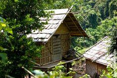 #Laos, Around Pak Beng ©MichelGotin