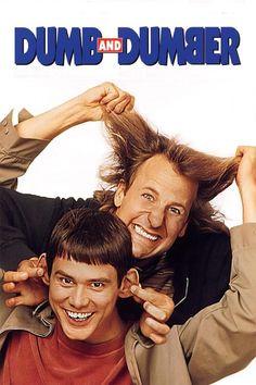 Debi & Lóide - Dois Idiotas em Apuros (Dumb & Dumber), 1994.