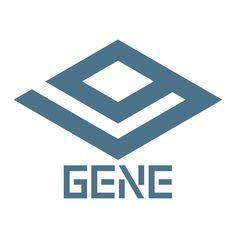 GENE Symbol Logo, Symbols, Letters, Icons, Letter, Fonts, Glyphs, Calligraphy