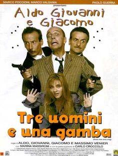 Tre uomini e una gamba http://www.cineblog01.tv/tre-uomini-e-una-gamba-1997/