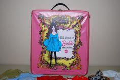 Barbie doll case.