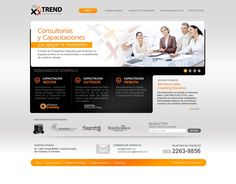 Diseño web Trend