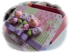 https://flic.kr/p/beszqX | Presente da irmã | Presente rápido, simples, mas que fica uma gracinha ainda mais recheado com chocolates...........rsrs  bjos