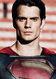 Henry Cavill - saw Man of Steel last night.....didn't really pay attention. I was way too busy staring at this perfect face!