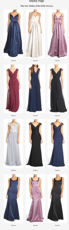 Sleek and beautiful fit Hayley Page Dresses - most only available Online