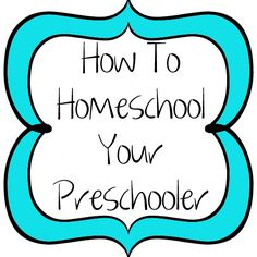 excellent #tips for setting up your #preschool #homeschool via @Mary Powers Powers Powers Bergman