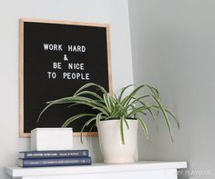 Quotes and inspiration QUOTATION - Image : As the quote says - Description Letter folk sign to purchase Sharing is love, sharing is everything Word Board, Quote Board, Message Board, Sign Quotes, Words Quotes, Calm Quotes, Wisdom Quotes, Felt Letter Board, Diy Playbook