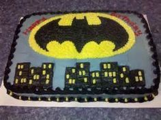 batman sheet cakes - Yahoo Image Search Results | JJ 17th Bday ...