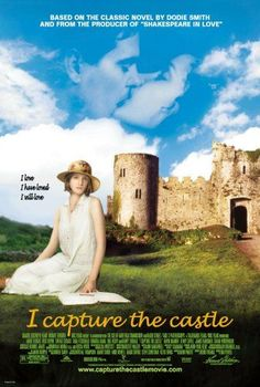 I Capture the Castle an excellent book - read via the Folio Society and was unaware it ad been made into a film. I am really curious to see how that turned out Love Movie, Movie Tv, Movie Club, Movies To Watch, Good Movies, Awesome Movies, Castle Movie, I Capture The Castle, Shakespeare In Love