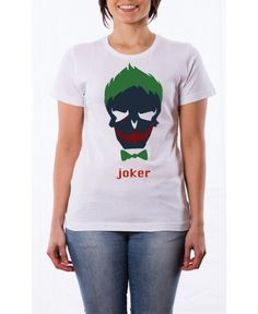 T Shirt - Joker Illustrazioni