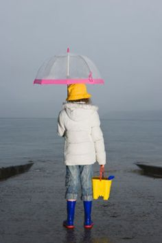How to Survive a Rainy Day with Children: A Summer Guide