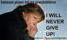 Grandparents Have Rights Too!