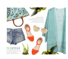 """""""YESSTYLE.com"""" by monmondefou ❤ liked on Polyvore featuring Hotprint, JY Shoes and Emilio Pucci"""