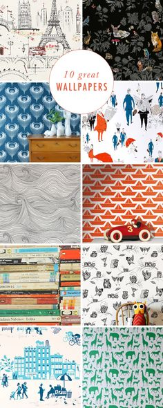 A CUP OF JO: 10 favorite wallpapers