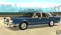 Lincoln Town Car '86