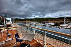 If you want to see Scotland in style, then Portavadie Marina is for you. Set deep in Argyll's rugged and Cowal Peninsula. Sitting on the banks of Loch Fyne, it brings you breath-taking views, modern comfort and world-class food.