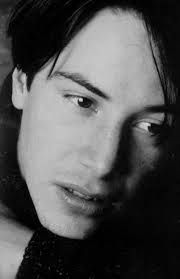 Image result for black and white photos of keanu reeves