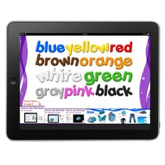 My Book of Colors for Ipad