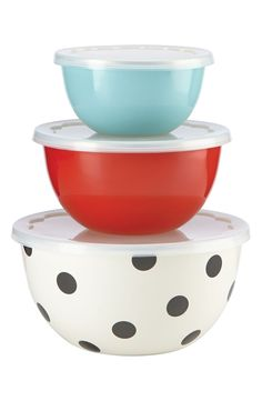 Cute kate spade bowl set