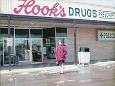 Hooks Drugs took over Haag's Drug Store.