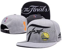 a4ad3c2b1e7 Warriors Grey The Finals 2016 Western Conference Champions Adjustable Hat  New