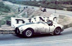 Cunningham    Le Mans - 1952