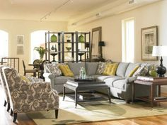 Halifax Sofas by Hickory White - eclectic - Sectional Sofas - Other Metro - HALIFAX FINE FURNISHINGS