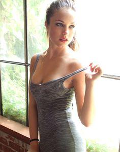 The Most Beautiful Overlooked Celebrity Bodies Women Angelo Savio  C B Alexis Knapp Hot