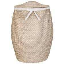 Choose from a great range of Laundry Baskets, Bins & Bags. Including Linen Baskets, Laundry Hampers, and Storage Baskets. Free UK mainland delivery when you spend and over. Woven Laundry Basket, Laundry Basket With Lid, Laundry Bin, Laundry Hamper, Washing Basket, Laundry Room, Best Bathroom Vanities, Bathroom Bin, Steam Showers Bathroom