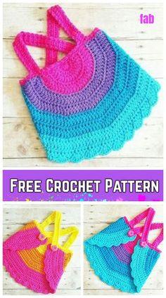 Crochet Baby Swing Top Free Crochet Pattern for Summer