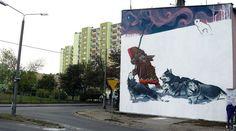 Los murales ilustrados de ETAM - Esto no es arte