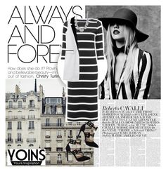 """Yoins 15/2"" by worldoffashionr ❤ liked on Polyvore featuring Vintage Styler and yoins"