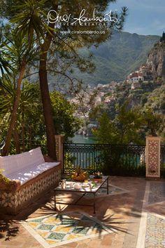 Terrace near Positano