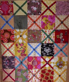 Little Island Quilting: Where do your quilt ideas come from?