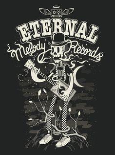 Eternal Melody Records by John Duvengar